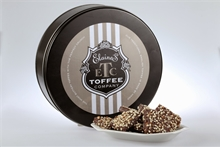 Dark Chocolate Almond Gift Tin