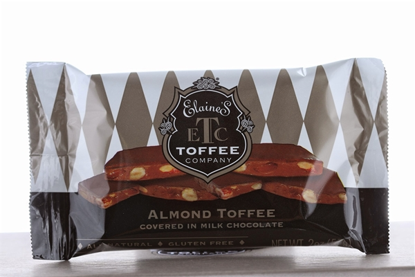 Milk Chocolate Toffee Bar